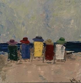 """5 Sisters"" - Beach Days"